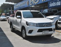 2017 TOYOYA REVO SMART CAB 2.4 J MT รถสวย ใช้น้อย ไมล์ 12,000 กม.