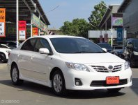 2012 Toyota Altis1.8E รถเก๋ง 4 ประตู
