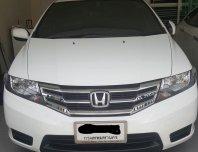 Honda City 2012 เจ้าของขายเอง รถผู้หญิงใช้ สภาพดีมาก เข้าศูนย์ตลอด ไมล์น้อย