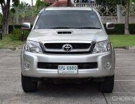 2011 Toyota Hilux Vigo 2.5 E Prerunner VN Turbo รถกระบะ