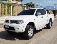 2014 Mitsubishi TRITON 2.4 GLS Plus รถกระบะ