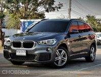 2017 BMW X1 sDrive20d ดาวน์น้อยผ่อนนาน