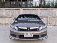 ขายรถ  Honda CIVIC 1.8 E i-VTEC ปี2013 รถเก๋ง 4 ประตู