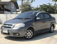 2011 Chevrolet Aveo 1.6 LS CNG รถเก๋ง 4 ประตู