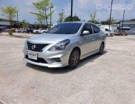 2017 Nissan Almera 1.2 V รถเก๋ง 4 ประตู รถบ้าน EcoCar ขับประหยัด แท้มือเดียว