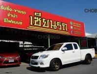 ซื้อขายรถมือสอง 2013 Toyota Hilux Vigo 2.5 E TRD Sportivo Smart Cab Pickup MT