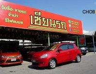 ซื้อขายรถมือสอง 2012 Mitsubishi Mirage 1.2 GLS Hatchback AT