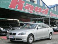 ซื้อขายรถมือสอง 2006 BMW SERIES 5 520i E 60 (ปี04-10) Sedan AT