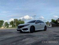 2016 Honda CIVIC 1.5 Turbo RS รถเก๋ง 4 ประตู มีเครดิตออกรถ 5,000 บาท ออกได้ทุกอาชีพ
