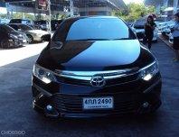 2015 Toyota CAMRY 2.0 G Extremo รถเก๋ง 4 ประตู
