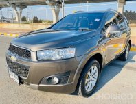 2012 Chevrolet Captiva 2.4 LT SUVรถบ้าน ไม่เคยทำสีแม้แต่ชิ้นเดียว วิ่ง 9หมื่น สวยจัด