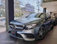 Mercedes-Benz E200 Coupe AMG  2018 สีเทา