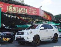 ซื้อขายรถมือสอง 2010 Toyota Fortuner 3.0 TRD Sportivo 4WD SUV AT