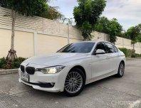2013 BMW 320d LUXURY รถเก๋ง 4 ประตูจัดได้เต็ม