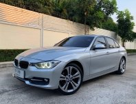 2012 BMW 320d Sport รถเก๋ง 4 ประตูมือเดียวออกห้าง  สภาพสวย ไม่เคยชน100%