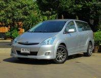 ซื้อขายรถมือสอง 2007 Toyota WISH 2.0 Q Wagon AT