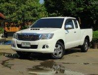 ซื้อขายรถมือสอง 2013 Toyota Hilux Vigo 2.5 E Smart Cab Pickup MT
