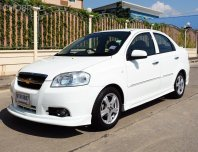 2011 Chevrolet Aveo 1.6 LSX CNG รถเก๋ง 4 ประตู