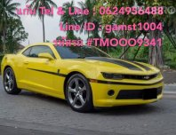 CHEVROLET CAMARO 3.6 RS AT ปี 2015 (รหัส #TMOOO9341)