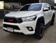 2017 Toyota Hilux Revo 2.4 Prerunner E Plus รถกระบะ