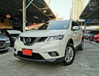 X-Trail 2.0 V 4WD SUV AT ปี 2015