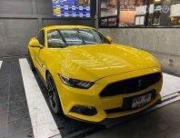 Ford #mustang สีเหลืองแท้#แต่งshelby gt 2017