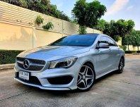 2017 Mercedes-Benz CLA250 AMG Sport รถเก๋ง 4 ประตู