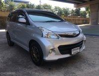 📣 รถบ้านสวยๆ 📌ฟรีดาวน์ ไม่ต้องค้ำ 🔰 Avanza 1.5S LPG 2012 🔰