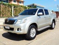 2014 Toyota Hilux Vigo 3.0 G 4WD รถกระบะ