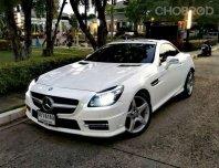 2016 Mercedes-Benz SLK200 AMG Sports รถเปิดประทุน