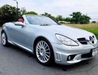 2005 Mercedes-Benz SLK200 Sport รถเปิดประทุน