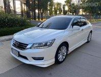 2014 Honda ACCORD 2.0 EL NAVI รถเก๋ง 4 ประตู