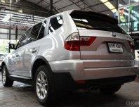 BMW X3 E83 2.5 Facelift เครื่องตัวใหม่ รหัส N ประหยัดและแรงกว่าตัวเก่า ออฟชั่นครบสุด สภาพดีน่าใช้มาก