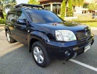 Nissan X-trail 2.5 Luxury Suv รถสวย ใช้มือเดียว ตรวจเซ็คจากศูนย์บริการตลอดอายุการใช้งาน มีสมุดบริการตรวจสอบได้