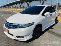 2013 Honda CITY 1.5 E-V VTEC รถเก๋ง 4 ประตู รถมือเดียวป้ายแดง วิ่ง8หมื่นโล สวยจัด สภาพนี้ หาไม่ได้อีกแล้ว