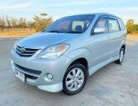 2011 Toyota AVANZA 1.5 S SUV มือแรกออกห้าง รถสวย ใช้น้อย ไม่เคยชน ไม่เคยทำสี