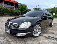 2006 Nissan TEANA 2.0 200 JK รถเก๋ง 4 ประตู มือแรก รถสวย ใช้น้อย ไม่เคยชน กริ๊บจริงๆ เอาไปขับหล่อๆได้เลย