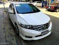 ขายรถยนต์  Honda city 1.5 v ปี 2013