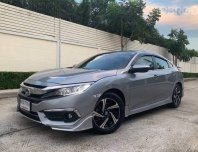 2017 Honda CIVIC 1.8 EL i-VTEC รถเก๋ง 4 ประตู