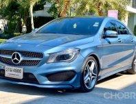 2013 Mercedes-Benz CLA250 AMG Dynamic รถเก๋ง 4 ประตู