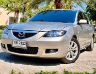 2007 Mazda 3 1.6 V รถเก๋ง 4 ประตู