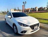 2015 Mazda 3 1.6 S Plus รถเก๋ง 5 ประตู