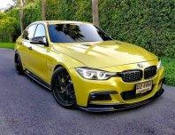 2014 BMW 325d M Sport รถเก๋ง 4 ประตู