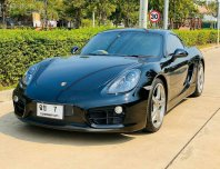2015 Porsche CAYMAN 2.7 S Cabriolet สภาพป้ายแดง ไม่เคยชนไม่เคยทำสี
