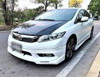 2013 Honda CIVIC 1.8 EL i-VTEC รถเก๋ง 4 ประตู