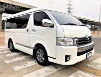 2019 Toyota Ventury 2.7 V รถตู้/VAN มือเดียวป้ายแดง เจ้าของไปต่างประเทศ