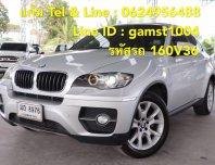 BMW X6 3.0d AT ปี 2011 (รหัส 160V36)