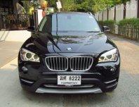2013 BMW X1 [xDrive] 20d SUV  รถมือเดียว ออกมิลเลนเนียม ไม่เคยชน