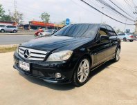 2009 Mercedes-Benz C230 Kompressor Avantgarde รถเก๋ง 4 ประตู