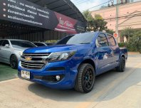 🚩CHEVROLET COLORADO, 2.5 CREW CAB LT 4DR MT ปี 2019 ดีเซล